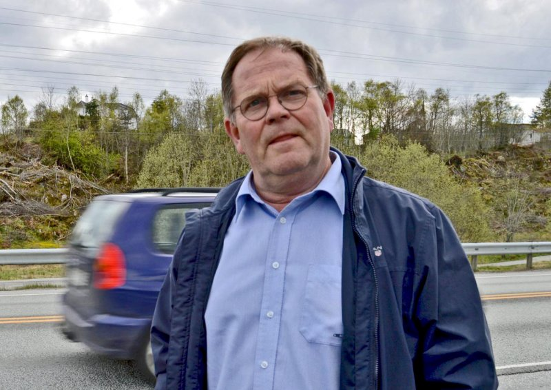 Administrerende direktør i HPT Trading, Hans-Peter Kaaresen.